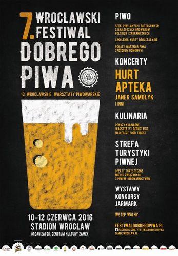 7 Wrocławski Festiwal Dobrego Piwa