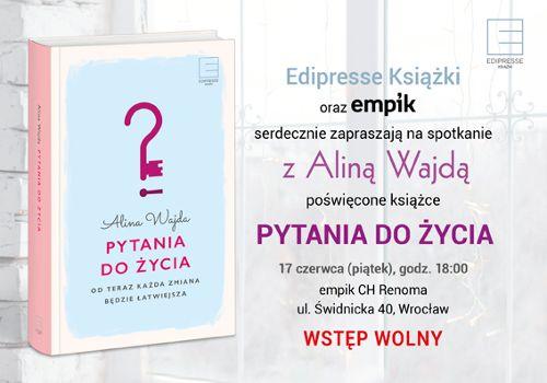 Alina Wajda w Empiku