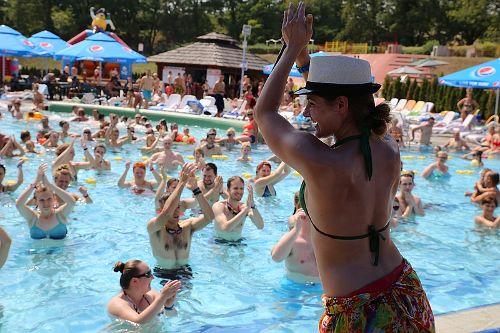 Aquapark Wrocław – wakacyjne na półmetku