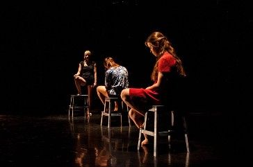 Puste pokoje – Teatr tańca