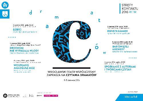 Czytania Dramatów (za złotówkę) - Wrocławski Teatr Współczesny