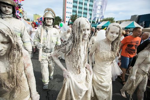 Festiwal Bieli. Festival of White