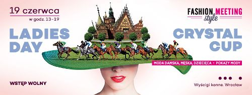 Ladies Day & Crystal Cup na Partynicach