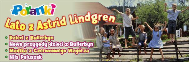 Poranki w Multikinie – Lato z Astrid Lidgren