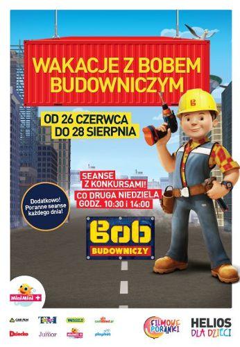 Wakacje z Bobem Budowniczym cz. 1