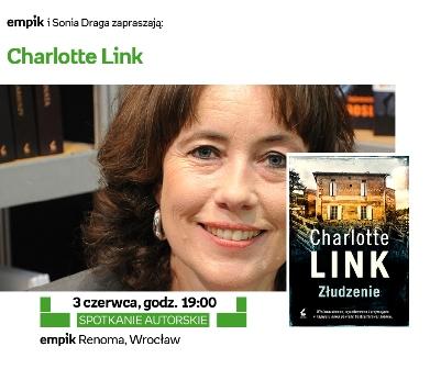 Spotkanie z Charlotte Link, autorką kryminałów
