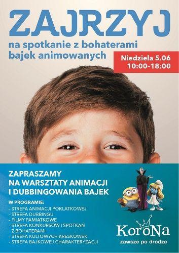 Dzień Dziecka w Centrum Korona