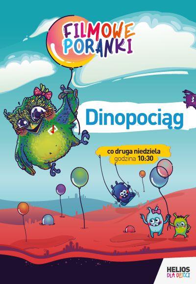 Filmowe poranki – Dinopociąg