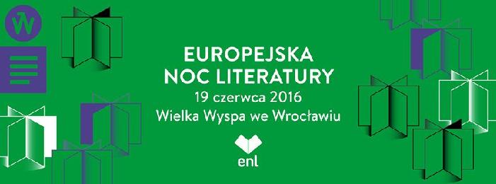 Europejska Noc Literatury – Dogrywka, czytają:  Janda, Stuhr, Baka, Tołpa, Figura