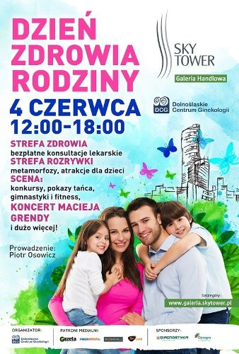 Dzień Zdrowia Rodziny w Sky Tower