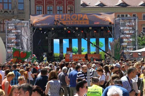 Europa na Widelcu: Dzień wrocławski