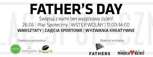 Father\'s Day na pl. Społecznym