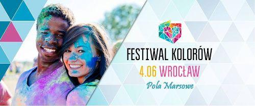 Festiwal Kolorów we Wrocławiu 2016