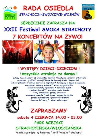 Festiwal Smoka Strachoty