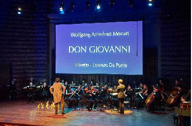 """W.A. Mozart: """"Don Giovanni"""" – spektakl operowy studentów Akademii Muzycznej"""