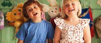 Filmowy poranek: Kacper i Emma – Przedszkole