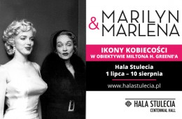 Marilyn Monroe & Marlena Dietrich