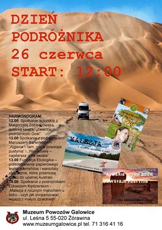 Dzień Podróżnika w Muzeum Powozów