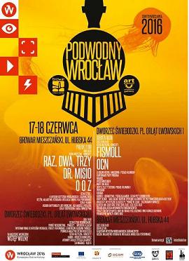 Podwodny Wrocław 2016