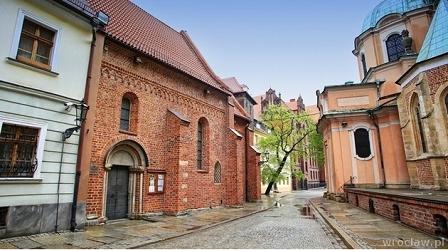 Bezpłatne letnie spacery z przewodnikiem po Wrocławiu