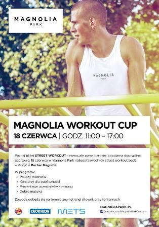 Zawody Magnolia Workout Cup