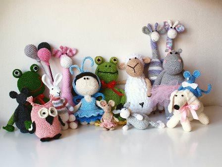 Włóczaki – Warsztaty szydełkowania zabawek