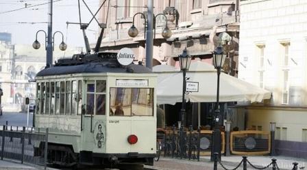 Kursy zabytkowym tramwajem