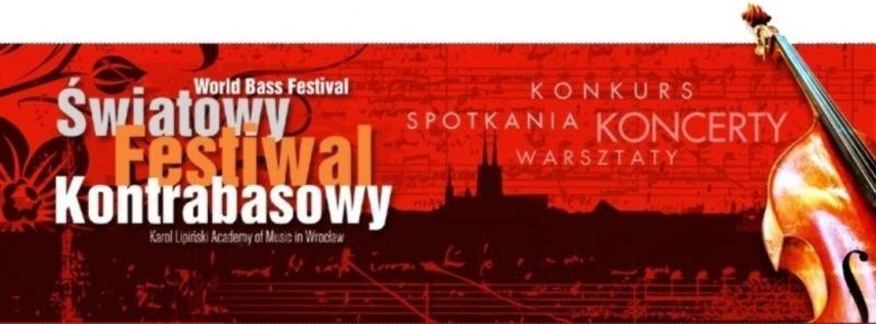 V Światowy Festiwal Kontrabasowy