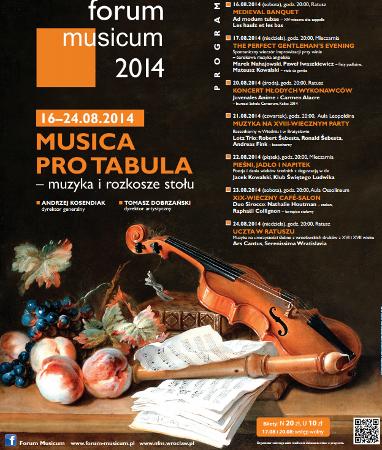 Forum Musicum 2014