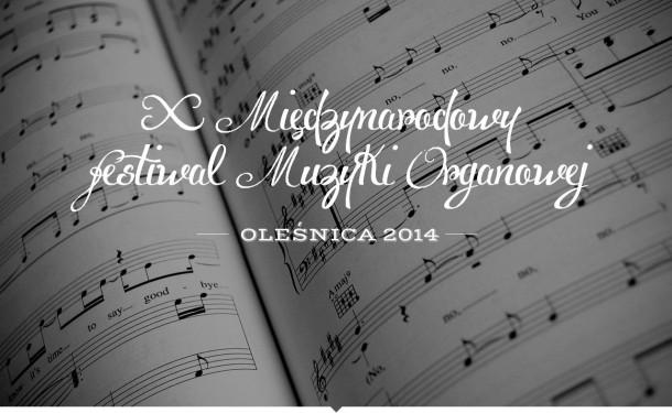 X Międzynarodowy Festiwal Muzyki Organowej
