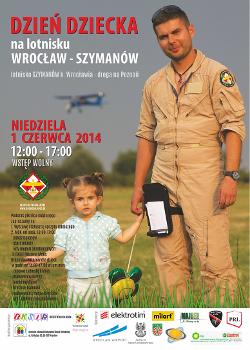 Dzień Dziecka z Aeroklubem Wrocławskim