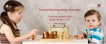 Turniej szachowy z okazji Dnia Dziecka