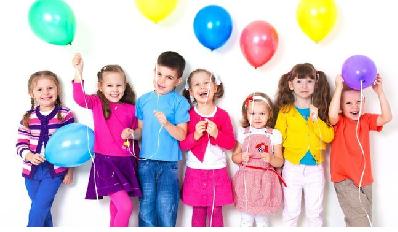 Kolorowy bal z okazji Dnia Dziecka!