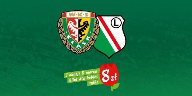 Babski wieczór na meczu Śląsk – Legia