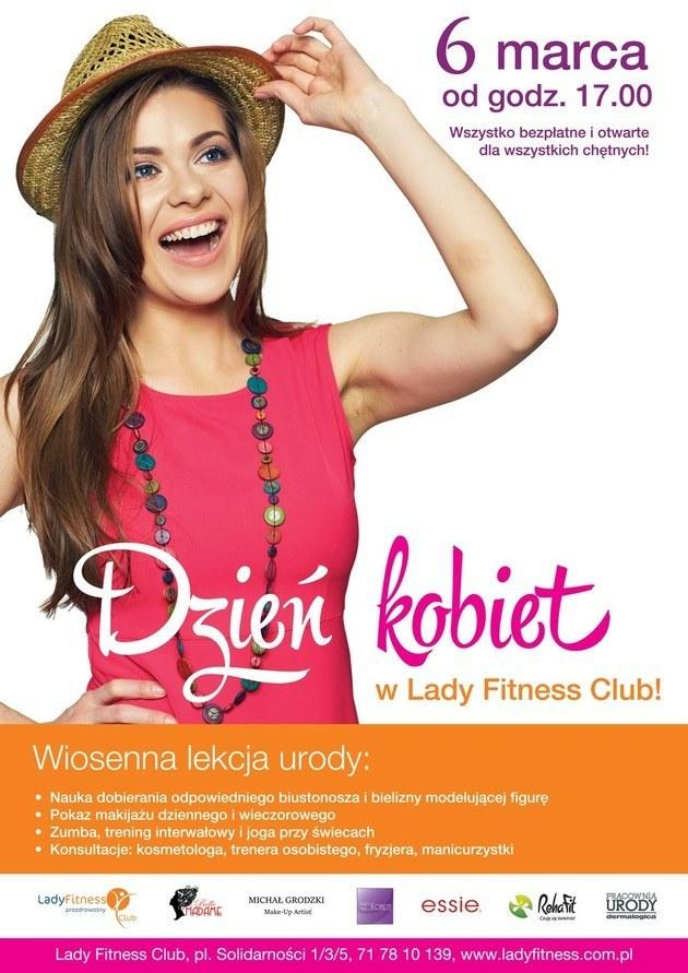 Dzień Kobiet w Lady Fitness Club