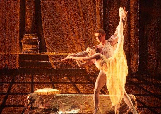 Balet: Romeo i Julia - retransmisja w KNH