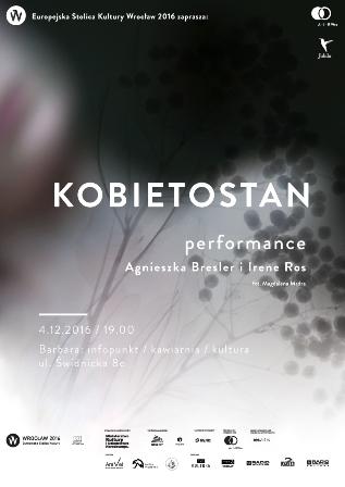 """""""Kobietostan"""" – performans w Barbarze"""