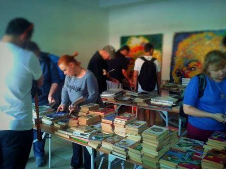 Wielka wymiana książek w Tonacji Serca