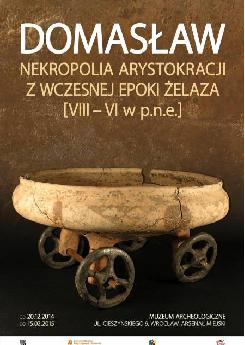 DOMASŁAW – Nekropolia arystokracji z wczesnej epoki żelaza
