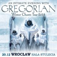 Koncert chóru Gregorian