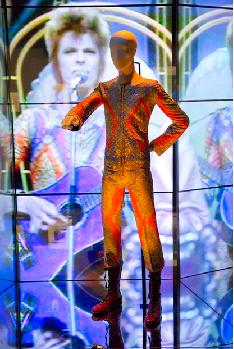 David Bowie is z Muzeum Wiktorii i Alberta w Londynie