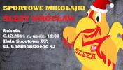 Sportowe Mikołajki Ślęzy Wrocław