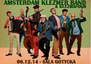 Ethno Jazz Festival - AMSTERDAM KLEZMER BAND KLEZMAFOUR