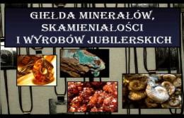 giełda minerałów, skamieniałości, meteorytów