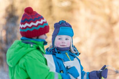 Poranki rodzinne w Nowych Horyzontach: Kacper i Emma – zimowe wakacje