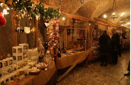 Manufaktura Świąteczna i kiermasz w Centrum Kultury Zamek