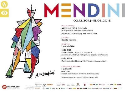 Wystawa Alessandro Mendiniego w Galerii Neon ASP