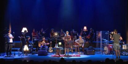 Filmowy zapis koncertu zespołu Mikromusic w Capitolu