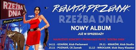 wROCKfest.pl prezentuje:RENATA PRZEMYK