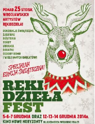 Ręki Dzieła Fest, święto wrocławskich artystów rękodzieła